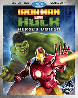 Iron Man & Hulk: Heroes United Streaming ITA Film BRRip (2013)