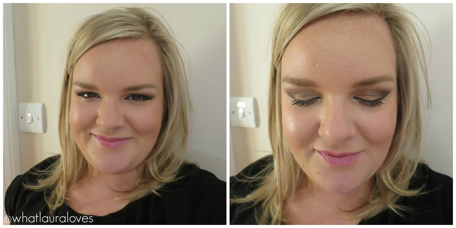 Makeup Look Created Using The Freedom House of GlamDolls Exotica Doll Look Palette