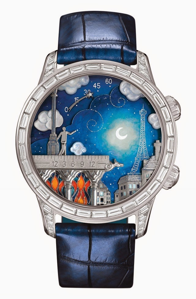 collector philippe style christie preview through passes watches ref new hands york titanium auction unique watch for in on s city only patek