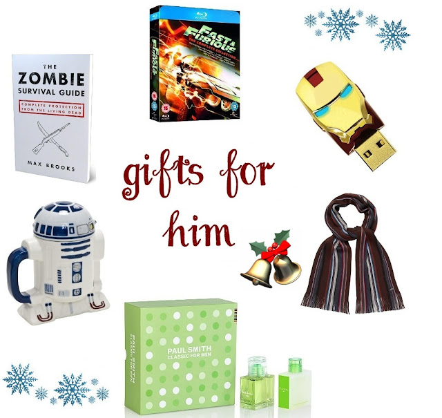 Gift Ideas For Boyfriend Christmas Gift Ideas For Him Uk