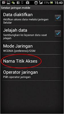 Mengatasi Soni Xperia Gagal Download di Play Store