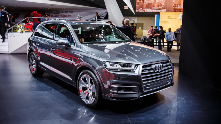 Audi Sq7 Usa Release >> New Release 2016 Audi Q7 Model, Price and Review | 2017 ...
