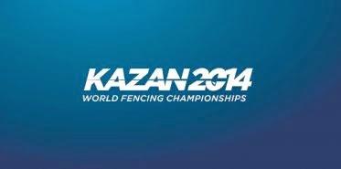 ESGRIMA - Mundial 2014 (Kazán, Rusia)