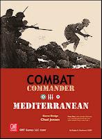 Combat Commander Mediterranean cover