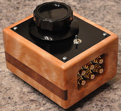 DIY Stepped Attenuator Volume Control