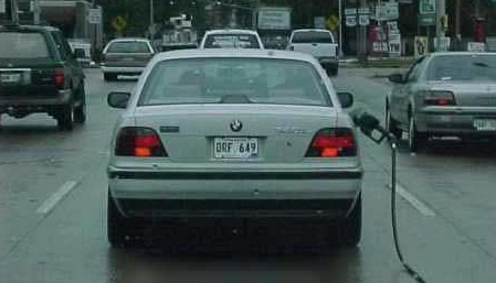 Best Gas For BMW >> The Best Collection Of Funny Pictures Funny Pics Car Puddle