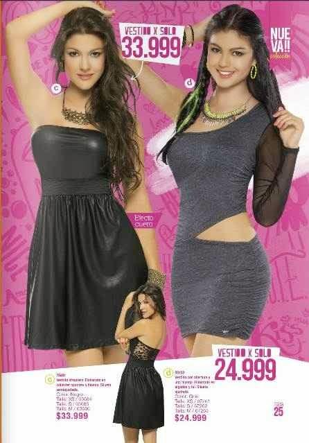 vestidos de carmel teens c-13 14