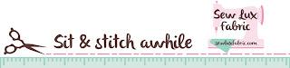 Sew Lux Fabric : Blog