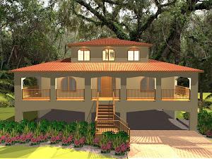 Toucan Model Home