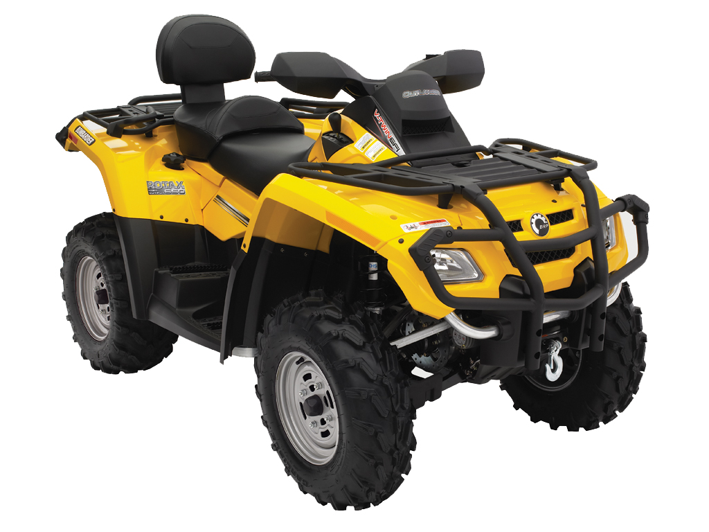 Atv Factory Service Repair Manual  2006 Can