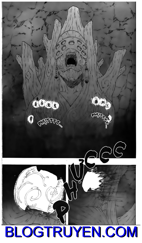 Naruto chap 255 Trang 4 - Mangak.info