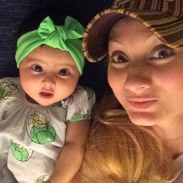 9 GAMBAR Aktiviti Sasha Saidin Layan Kerenah Aaisyahdhiarana