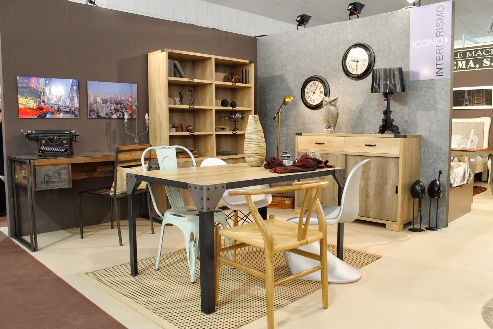 Icono interiorismo se aproxima la xxi feria del mueble for Muebles de najera