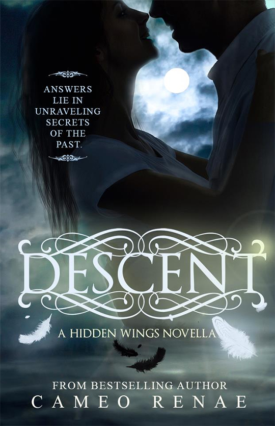 COVER REVEAL: Descent by Cameo Renae