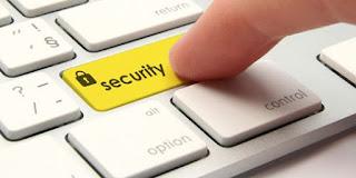 Ilustração sobre segurança na internet