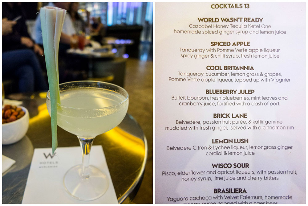Date Night! | Magic and Cocktails with Oliver B at the W Hotel