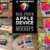 7 موك أب أجهزة أبل - Real Photo Apple Device Mockups