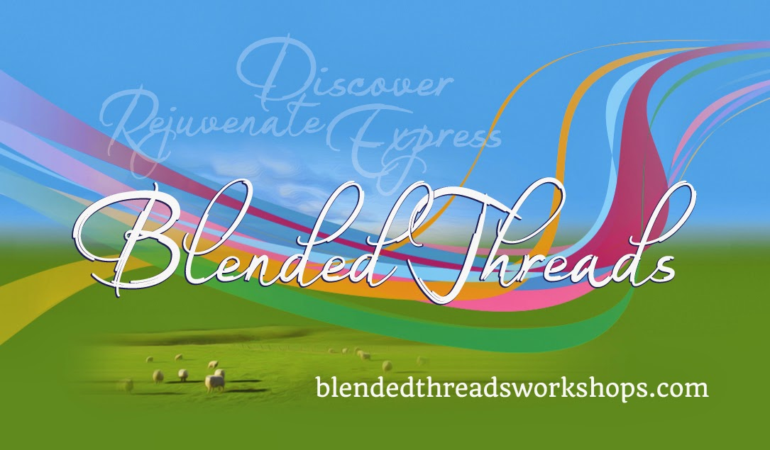 Tier 1 Sponsor: Blended Threads Workshops