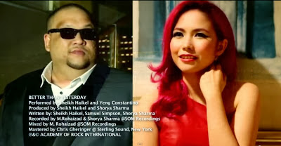 Abra, Hits, Jaq Dionisio of Kiss Jane, Latest OPM Songs, Lyrics, Better Than Yesterday , Better Than Yesterday  lyrics, Better Than Yesterday  Video, Music Video, Official Music Video, OPM, OPM Song, Original Pinoy Music, Top 10 OPM, Top 10, Sheikh Haikel,Yeng Constantino
