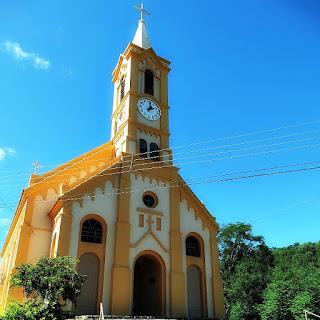 Igreja Matriz Santo Antônio - Mata (RS)
