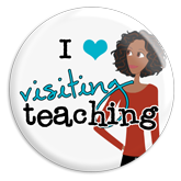 Visiting Teaching Message