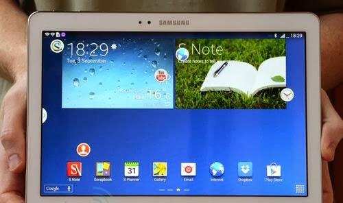 Một số thủ thuật độc đáo dành cho Galaxy Note 10.1
