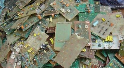 Autorizacion de gestión de residuos peligrosos - Electrónica