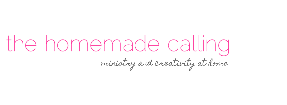 the homemade calling