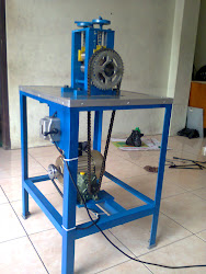 mesin giling kawat otomatis