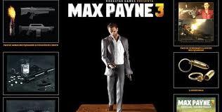 Juego Max Payne 3 que trae la Edición Especial