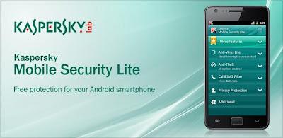 أفضل تطبيقات مجانية مكافحة الفيروسات لأندرويد Kspersky