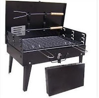 Protable Barbecue Set