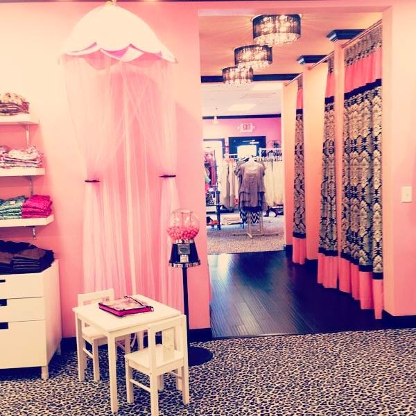 pink girly boutique