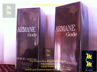 perfume armane gode