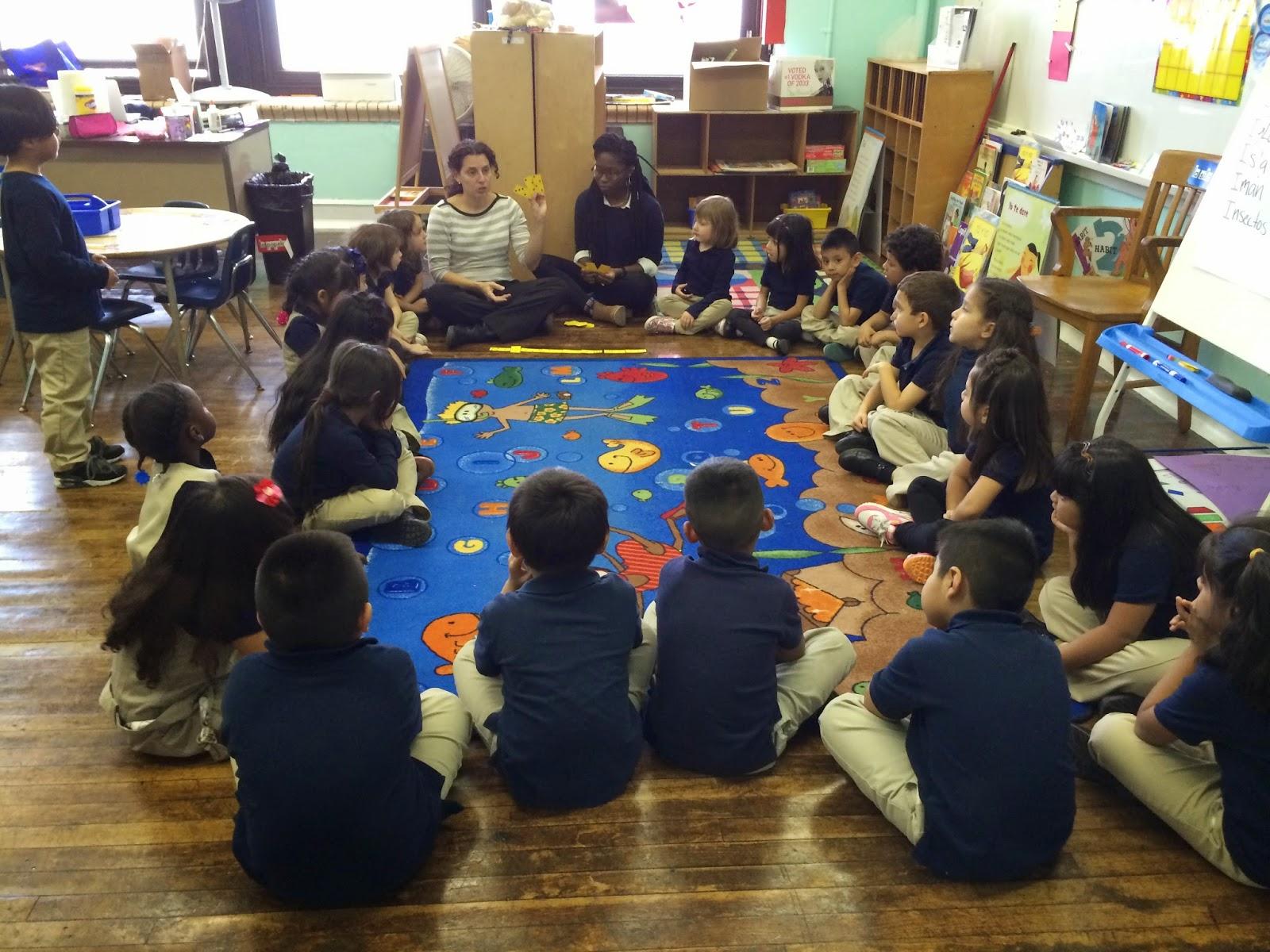 Southwark School K-8: May 2015