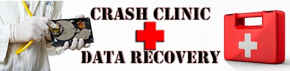 Crash Clinic Data Recovery