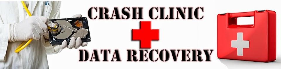 Crash Clinic Data Recovery