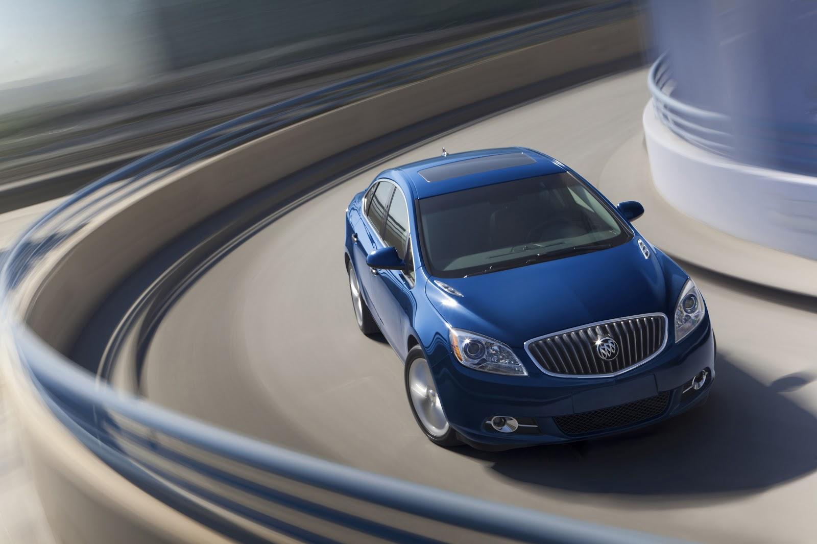 2010 - [Buick] Verano / Excelle - Page 3 2013+Buick+Verano+Turbo+4