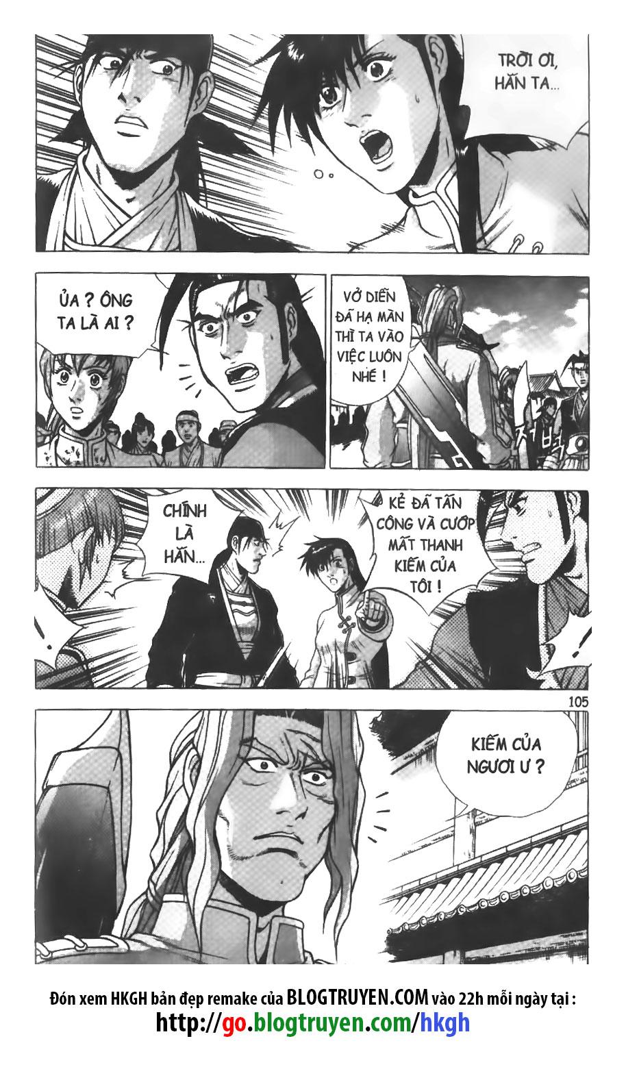 Hiệp Khách Giang Hồ trang 23