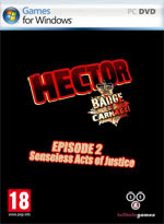 Hector Badge of Carnage Episode 2 Senseless Acts of Justice v2011.8.17.176-TE