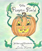 The Pumpkin Field...Children's book... IT IS HERE!!