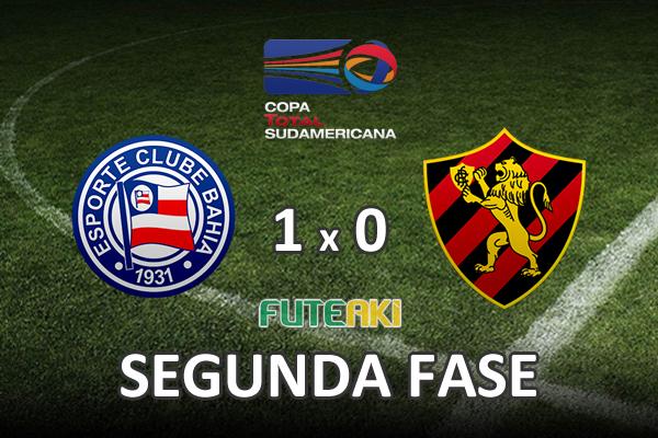 Veja o resumo da partida com o gol e os melhores momentos de Bahia 1x0 Sport pela segunda fase da Copa Sul-Americana 2015.