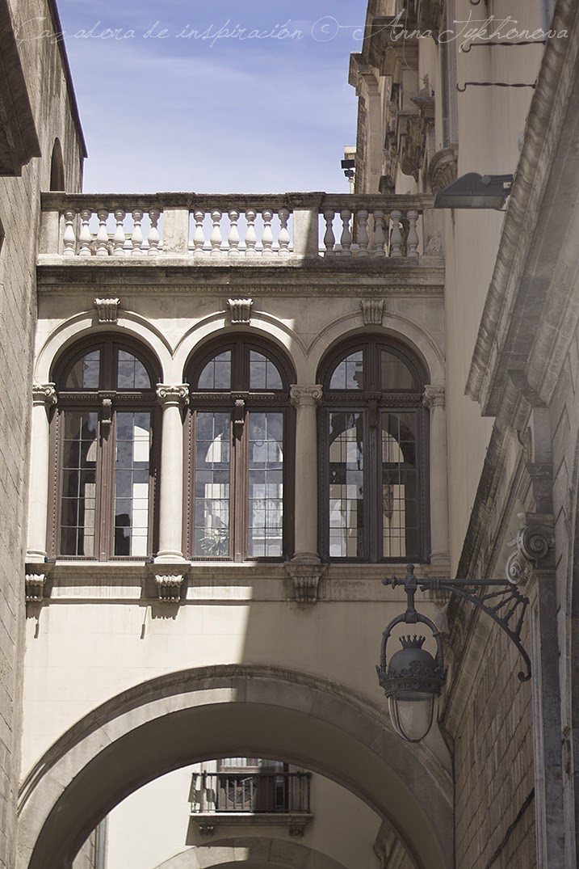 Cazadora de inspiración © Anna Tykhonova - Barcelona