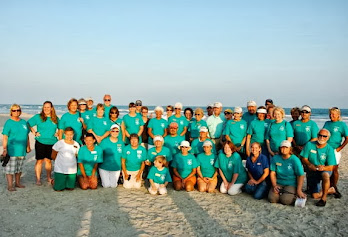 North Myrtle Beach Sea Turtle Patrol 2011