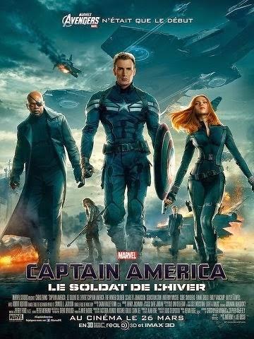 Captain America 2 le soldat de lhiver Streaming