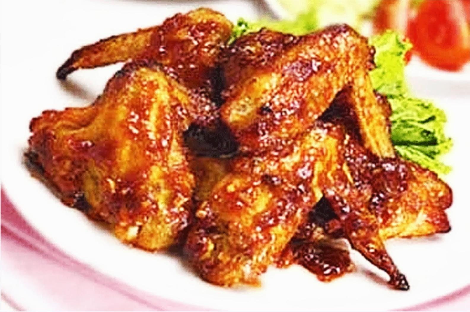 resep dan cara membuat ayam bakar sambel mercon   neodamail