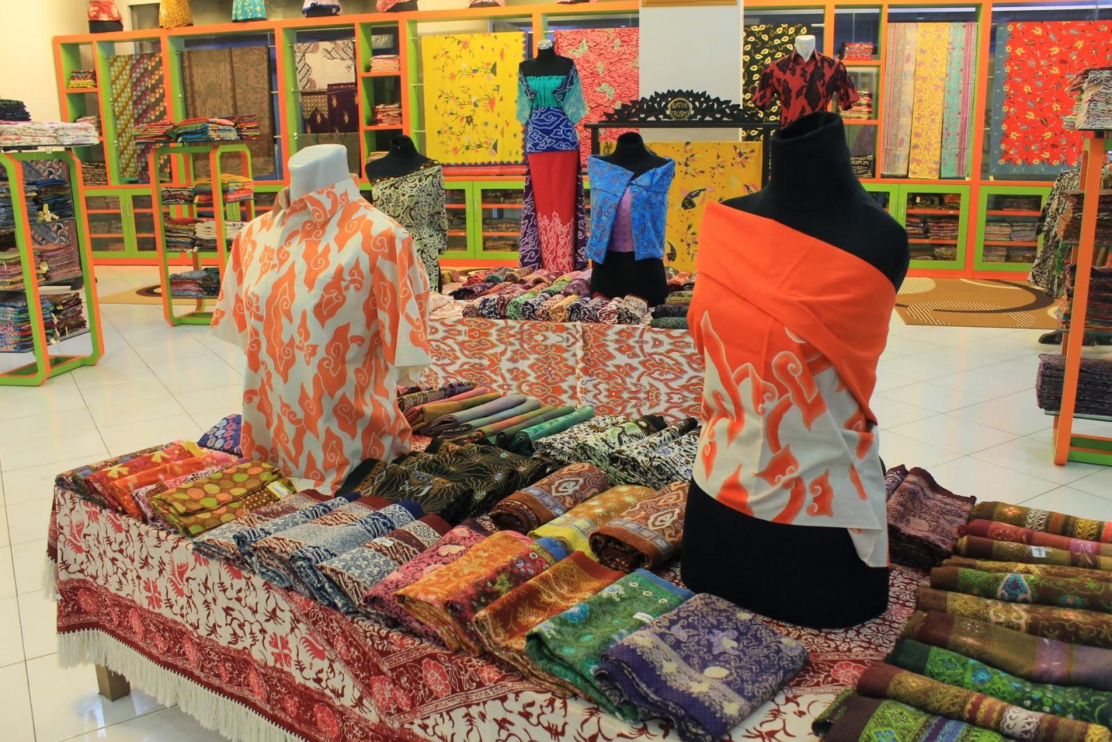 Pusat Belanja Grosir Batik Online Jatinegara