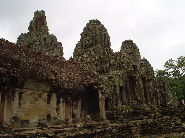 Angkor Thom - Camboya