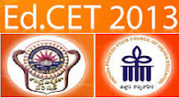 EDCET 2013 Answer key | B.Ed Answer Sheet and Solution Paper 2013