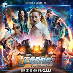 - LEGENDS  OF TOMORROW -  ESTREIA 23/10